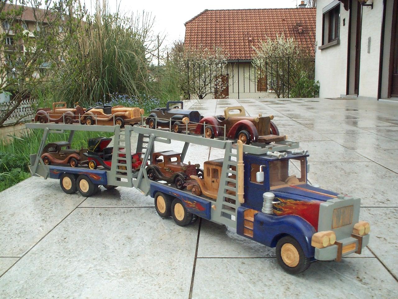 Camion retro