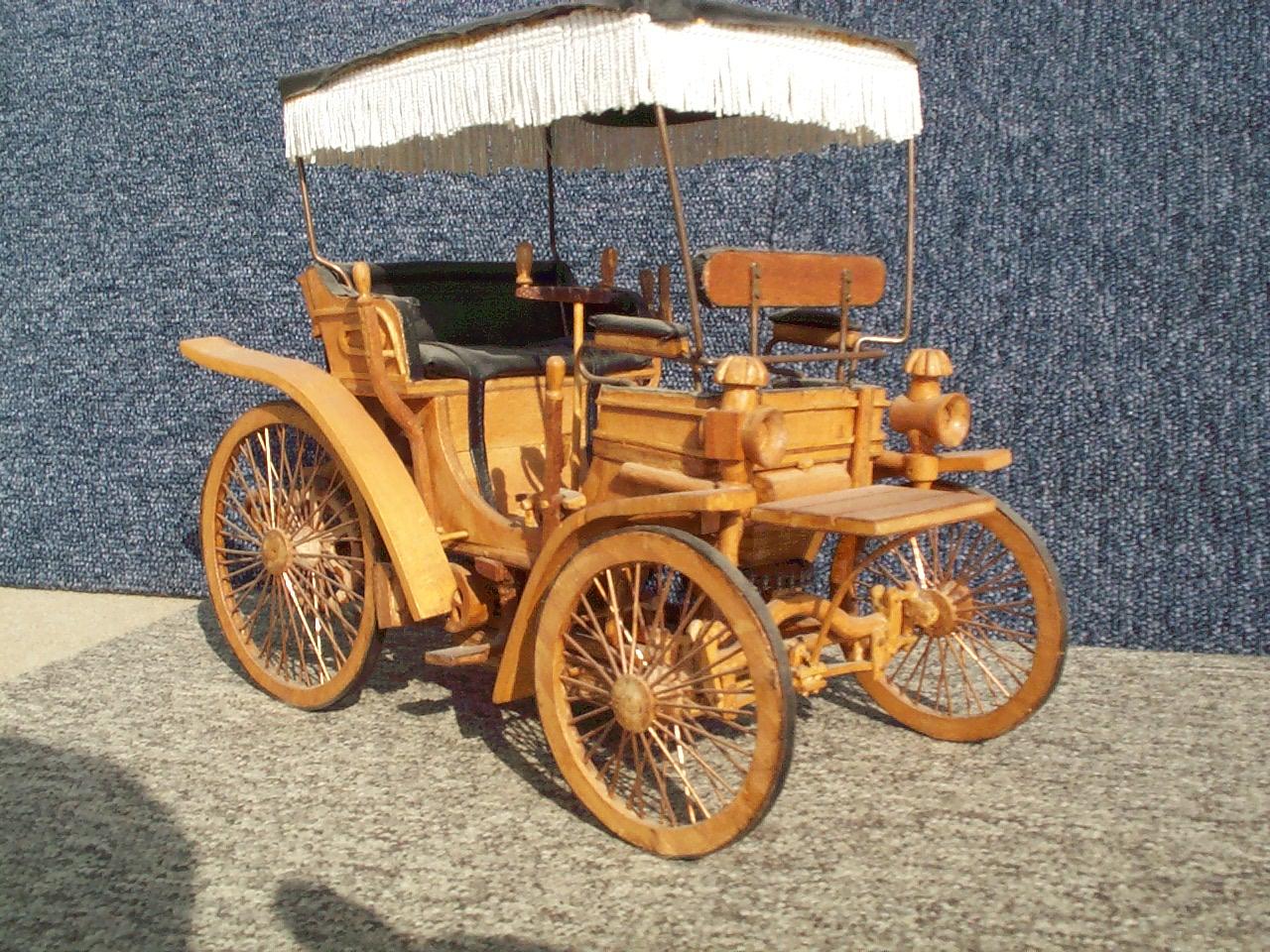 Peugeot  VIS A VIS  type 3